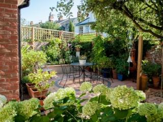 small town garden images cheltenham